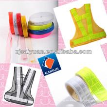 2'' resistente al frío del PVC material reflexivo