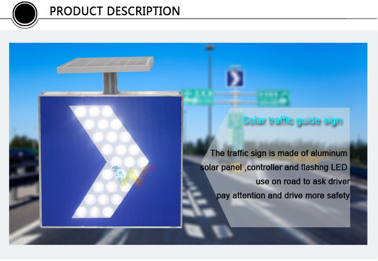 Solar Traffic Road Sign_01