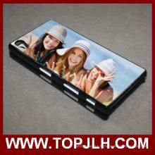 Sublimation en plastique Mobile Phone Case pour Sony Xperia Z5