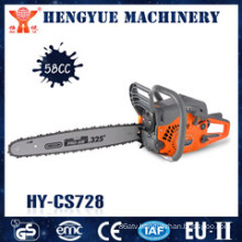 High Efficiency High Quality Chinese Chainsaw with Power Engine
