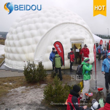 Палаточный лагерь для палаток на открытом воздухе