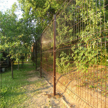 Powder Coated Safety Mesh Fence