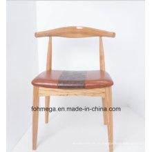 Neue Massivholz Soft Pad Kaffeemöbel Stühle