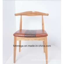 New Solid Wood Soft Pad Coffee furniture Chairs