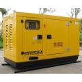 Groupe électrogène diesel imperméable de 130kw / 162.5kVA CUMMINS de clôture