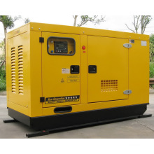 128kw/160kVA Cummins Soundproof Diesel Generator Set