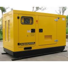 Grupo de gerador diesel silencioso incluido de 128kw / 160kVA CUMMINS incluido