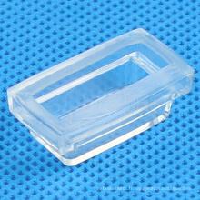 Couvercle WaterProof de commutateur à bascule rectangle