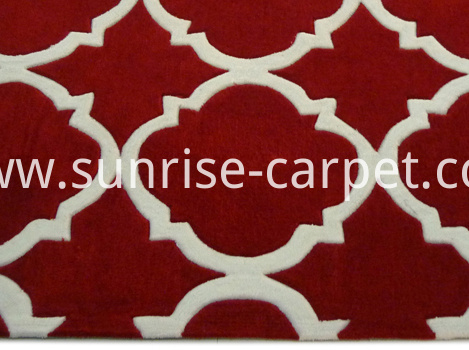 Popular Design Hand Tufted Carpet
