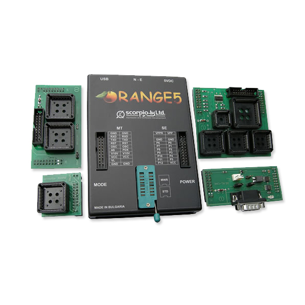 Orange5 Original Professional Memory and Microcontrollers Programming Device