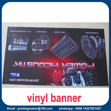 Outdoor Large Format Banner Printing Service