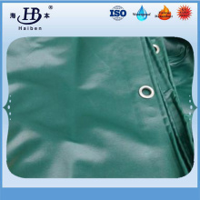 Good quality pvc coated tarpaulin with eyelets