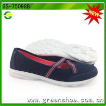 Chaussures de dames de styles chauds de vente avec le prix concurrentiel GS-75098