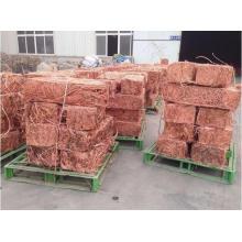 Déchets de fil de cuivre Millberry 99.99% meilleur fournisseur Scraps Fil de cuivre