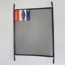 Waterproof aluminum ventilation grille door