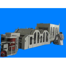 Машина для производства картонных коробок из арамидного волокна