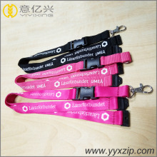 Silk screened logo security safety tool lanyards