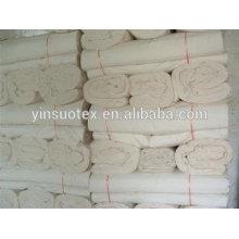 Fabrication en tissu large / tissu blanc / tissu teint / tissu imprimé