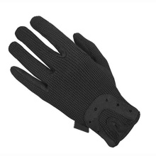 Women's horse riding protection gloves