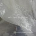 Tissu 100% polyester voile