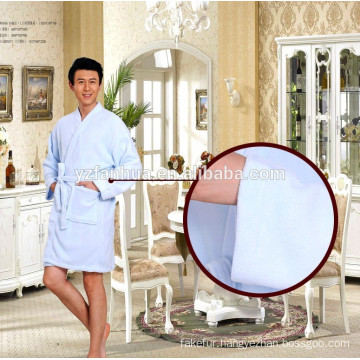 MEN'S FREE SIZE MICROFIBER SLEEPWEAR BATHROBE