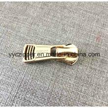 Золотой металлический застежку-молнию для роскошных сумок