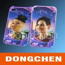 Custom 3D Phone Case for iPhone/ Samsung