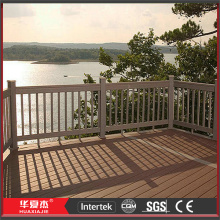 PVC Composite Foam Decking Flooring Boards for Outside Coffee Shop