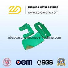 Goldgießerei-legierter Stahl-Casting Soems China