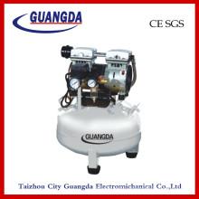 Compressor de ar isento de óleo CE SGS 35L 800W (GD70)