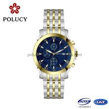 OEM Chronograph Trend Design reloj de cuarzo para hombre