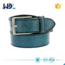 Single Prong Full Grain Leather Casual Jean MEN belt