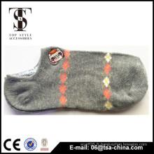 Chaussettes pour bébé en gros d'usine, mignonne petite chaussure de conception de jacquard