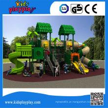 Nova série de alta qualidade para crianças equipamentos de recreio ao ar livre