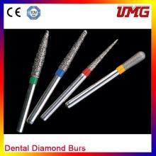 Low Price Dental Instrument Diamond Dental Polishing Burs