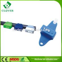Material do silicone do preço de fábrica 3 conduziu a luz principal da bicicleta