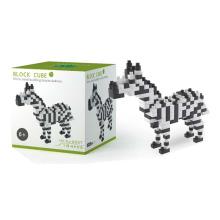En71-Zustimmung Plastikbau-Spielzeug-Bausteine (10221173)