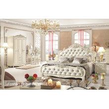 Schönes antikes Schlafzimmer im europäischen Stil (HF-MG021)