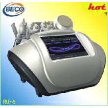 Novo equipamento de emagrecimento de corpo ultra-sônico / cavitação de RF multipolar