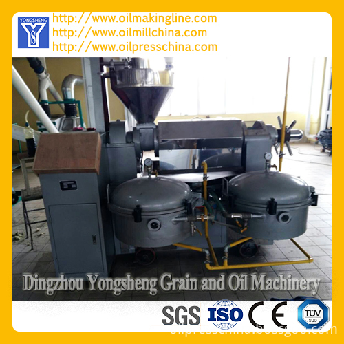 Oil Press with Filter