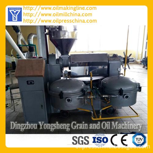 Small Oil Pressing Machine
