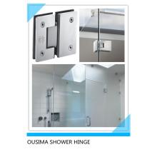SUS 304 Glas zu Glas Dusche Tür Scharnier Glas Hardware (CR-Y04)
