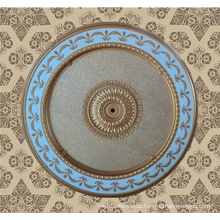 Custom Big Size Round Decoration Indoor Ceilings Panel Dl-1153