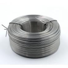 Fio eletro galvanizado / fio de aço de baixo carbono