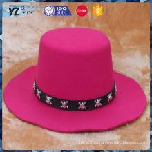 Nueva y caliente diferentes tipos de invierno calientes mujeres sombreros China al por mayor