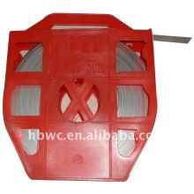 montaje de cable eléctrico de alta calidad, banda de acero inoxidable type316