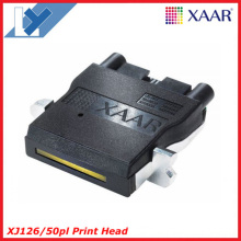 Xaar 126/50pl Print Head for Algotex, Aprint, Vinylking, Azon, Graphtec, Sun New Drakar, Yaselan Printers