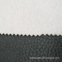 Warp suede embossed printed/velvet fabric with corduroy design, widely used in sofa and home textile