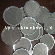 304 Stainless Steel Filter Mesh Screen Disk