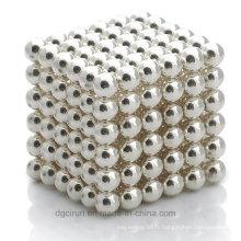 216PCS 5mm Neocube Balles sphériques magnétiques